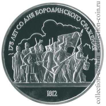 175 лет со дня бородинского сражения ополченцы