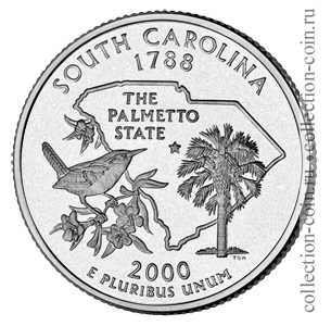 2000-25-czentov-yuzhnaya-karolina-quarter-dollar-south-carolina