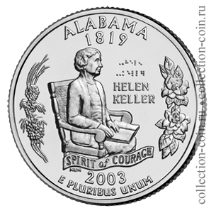 2003-25-czentov-alabama-quarter-dollar-alabama