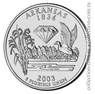 2003-25-czentov-arkanzas-quarter-dollar-arkansas