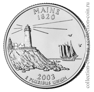 2003-25-czentov-men-quarter-dollar-maine