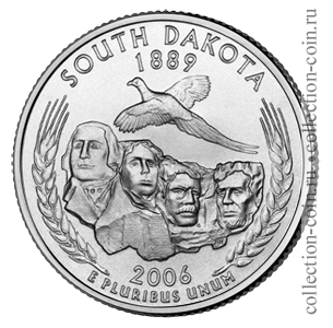 2006-25-czentov-yuzhnaya-dakota-quarter-dollar-south-dakota