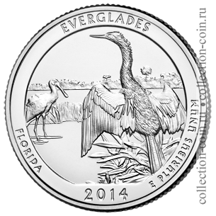 2014-25-tsentov-natsionalnyj-park-everglejds-quarter-dollar-everglades-national-park